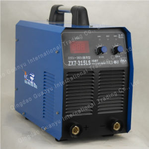 MMA-315LS Dual Power Inverter Manual DC Arc Welding Machine