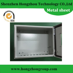 Cold Rolled Steel Electric Cabinet Metal Enclosure Switchgear pictures & photos
