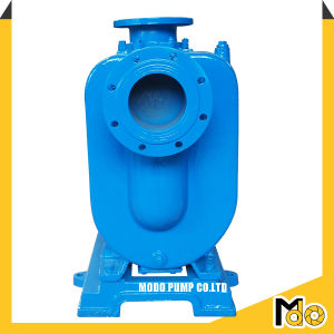 Horizontal Centrifugal Self Priming Drainage Pump pictures & photos
