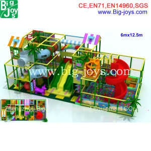 Kids Indoor Playground for Sale (BJ-IP0089) pictures & photos