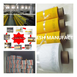 Monofilament Polyester Screen Printing Mesh Manufacturer pictures & photos