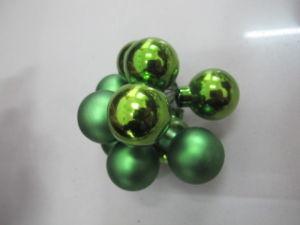 Plain Custom Made Christmas Glass Ball pictures & photos