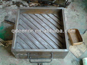 Rubber Tile Mould for Rubber Floor Tile Machine pictures & photos