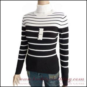 Women′s Turtleneck Sweater (BC-03)