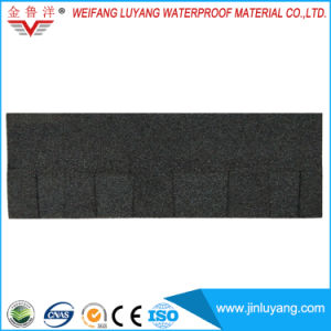Cheap Price Black Laminated Asphalt Roofing Shingle pictures & photos
