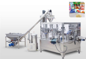 Automatic Proformed Bag Powder Filling and Sealing Machine pictures & photos