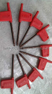 T-Wrench for CNC Tools Spare Parts pictures & photos