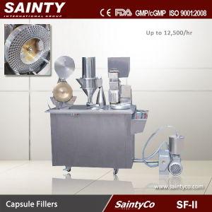 Sf-II Semi-Auto Capsule Filling Machine, Semi-Auto Capsule Filler, Semi-Auto Capsule Filling and Closing Machine