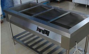 Catering Stainless Steel Food Warmer - for Restaurant/Dining Room /Commerical Kitchen etc pictures & photos