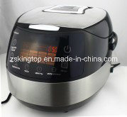 Modern Home Used 5L Deluxe 8 Functions Smart Multi Cooker Slow Cooker pictures & photos