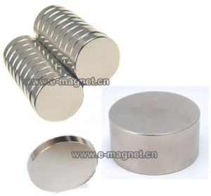 Neodymium Disc Magnet pictures & photos