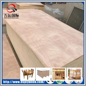 Bintangor/Okoume Laminate Pine Birch Poplar Core Commercial Plywood pictures & photos
