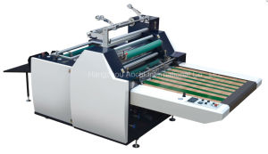 Semi-Auto Thermal Film Laminating Machine (FJ-1100) pictures & photos
