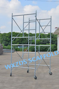Zds Hot Dipped Galv. Door/Rame Scaffold/Frame Scaffolding pictures & photos