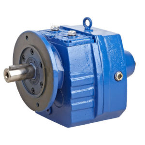 Hr Helical Vertical Type Gear Reducer