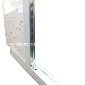 Galvanized Steel T Bar for Gypsum Ceiling pictures & photos