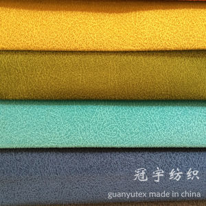 Polyester Velvet Ultra Soft Terry Fabric for Home pictures & photos