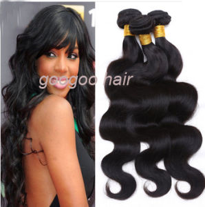 8A Unprocessed Body Wave Brazilian Human Hair Virgin Hair pictures & photos