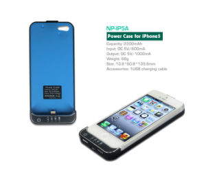 Power Case for iPhone5 2200mAh
