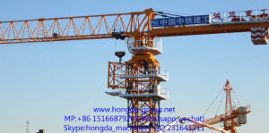 6 Ton Topless Tower Crane pictures & photos