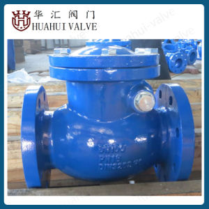 Flange Bronzeseat /Rubber Disc Swing Check Valve