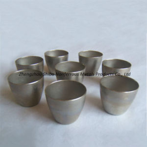 10-200ml Tungsten Crucibles, W Xble pictures & photos
