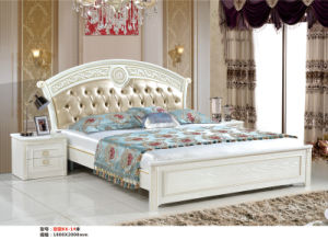 New Model Kd Bedroom Furniture, Wardrobe, Mattress, Bed (K6) pictures & photos