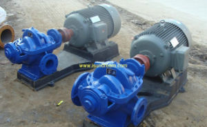 Single Stage Double Suction Centrifugal Pump (ZK) pictures & photos
