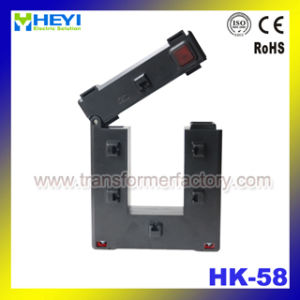 Clamp on HK Type Split Core Current Transformer 100/5A to 8000/5A Different Open Current Transducers pictures & photos