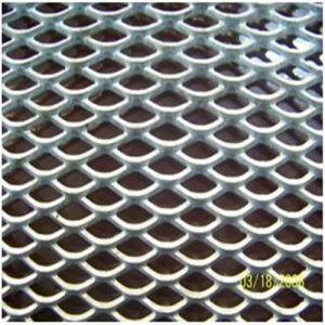Expanded Metal Mesh with Diamond Hole pictures & photos