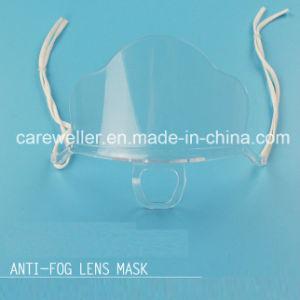 Transparent Plastic Anti-Fog Mouth Mask (CW-CS708) pictures & photos