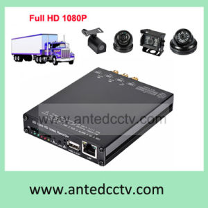 4 Channel Bus Video Camera Solution with Mobile DVR and Security Camera pictures & photos