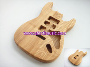 Elm Wood / Afanti St Electric Guitar Body (AST-325K) pictures & photos