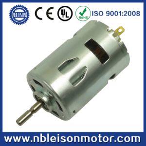 Permanent Magnetic 6V 12V 24V RS555 Brush Electric DC Motor pictures & photos