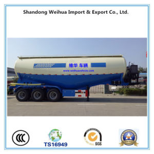 30-50cbm Bulk Cement Tank Semi Trailer, Cement Tanker pictures & photos
