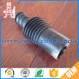 Reasonable Price Nonstandard Flanged Rubber Bellows pictures & photos
