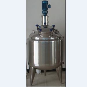 Stainless Steel Jackted Reactor Used in Chemical Industry pictures & photos