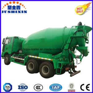 6X4 HOWO 12cbm Hydraulic Pump Concrete/Cement Mixer Truck pictures & photos