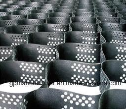 Textured Perforated HDPE Geocell Manufacture pictures & photos