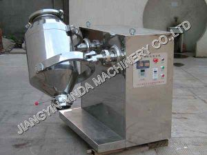 Three Dimension Mixing Machine pictures & photos