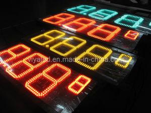LED Gas Price Changer