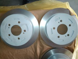 Ts16949 Certificate Brake Rotor pictures & photos