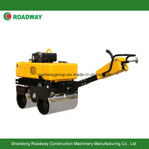 Hydraulic Steering Road Roller pictures & photos