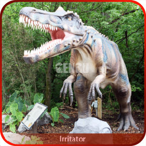 Dinosaur Palyground Artificial Animatronic Dinosaur Model pictures & photos