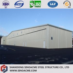 Steel Frame Aircraft Hanger with High Quality From Sinoacme pictures & photos