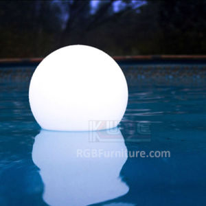Lighted Inflatable Plastic LED Light Balls Glow in Dark with Battery pictures & photos