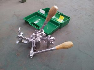 Rfx Low Price Hand Operated Tooth Setter pictures & photos