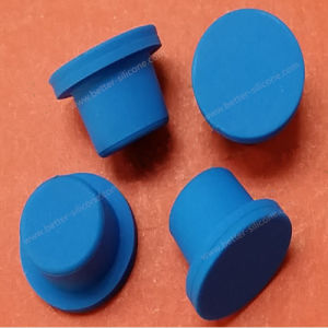 Custom Laboratory Tapered Flask Silicone Rubber Stops pictures & photos