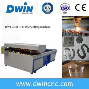 Dwin 1325 Metal and Nonmetal Laser Wood and Carbon Steel Cutting Machine with Ce FDA ISO Certification pictures & photos