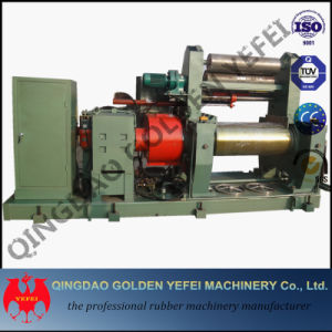 High Output Open Rubber Mixing Mill/ Two Roll Mixing Machine pictures & photos